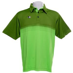 Crest Link Men's Golf Polo – 80-1159 Green
