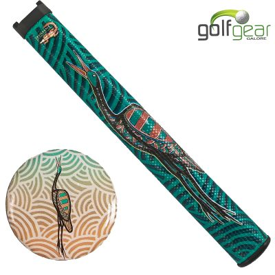 Indigegrip Putter Grip – The Brolga