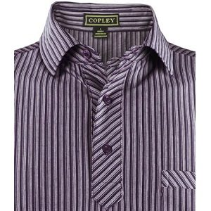 Copley Venice Golf Shirt – Purple