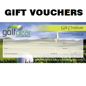 Golf Gear Gift Card