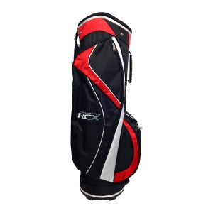 Tourlite RCX Lite Golf Bag – Red/Black