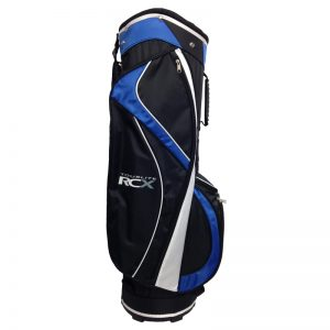 Tourlite RCX Lite Golf Bag – Blue/Black