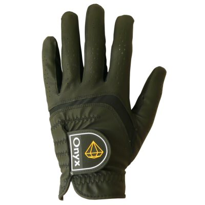 ONYX Mens Golf Glove Left Hand Black