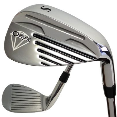 Onyx Spyder Wedges with Steel Shafts