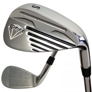 Onyx Spyder Wedges - Graphite Shafts