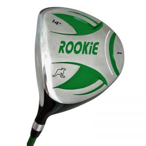 ROOKIE Kids Golf Driver | Green 7 to 10 years LH