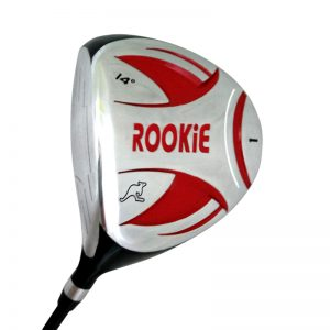 ROOKIE Kids Golf Driver | Red 10 years plus – LH