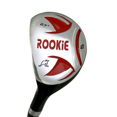 ROOKIE Kids Golf Hybrid | Red 10 years & Over LH