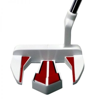 Rookie Junior LH Red Putter – Age 10 & Over