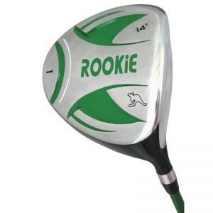ROOKIE Kids Golf Driver | Green 7 to 10 years RH