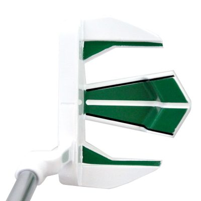 Rookie Junior Green RH Putter – Age 7 to 10