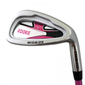 Rookie Junior Pink Irons – RH