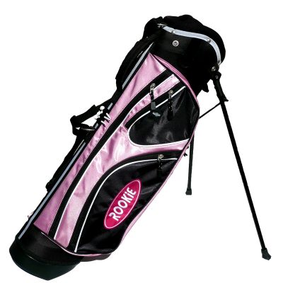 Rookie Junior Golf Bag – Pink
