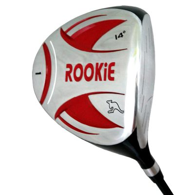ROOKIE Kids Golf Driver | Red 10 years plus – RH