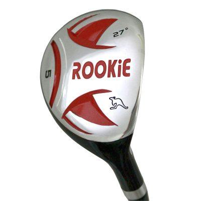 ROOKIE Kids Golf Hybrid | Red 10 years & over RH