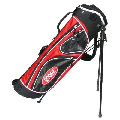 Rookie Junior Golf Bag – Red