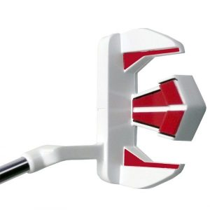 Rookie Junior Red RH Putter – Age 10 & over
