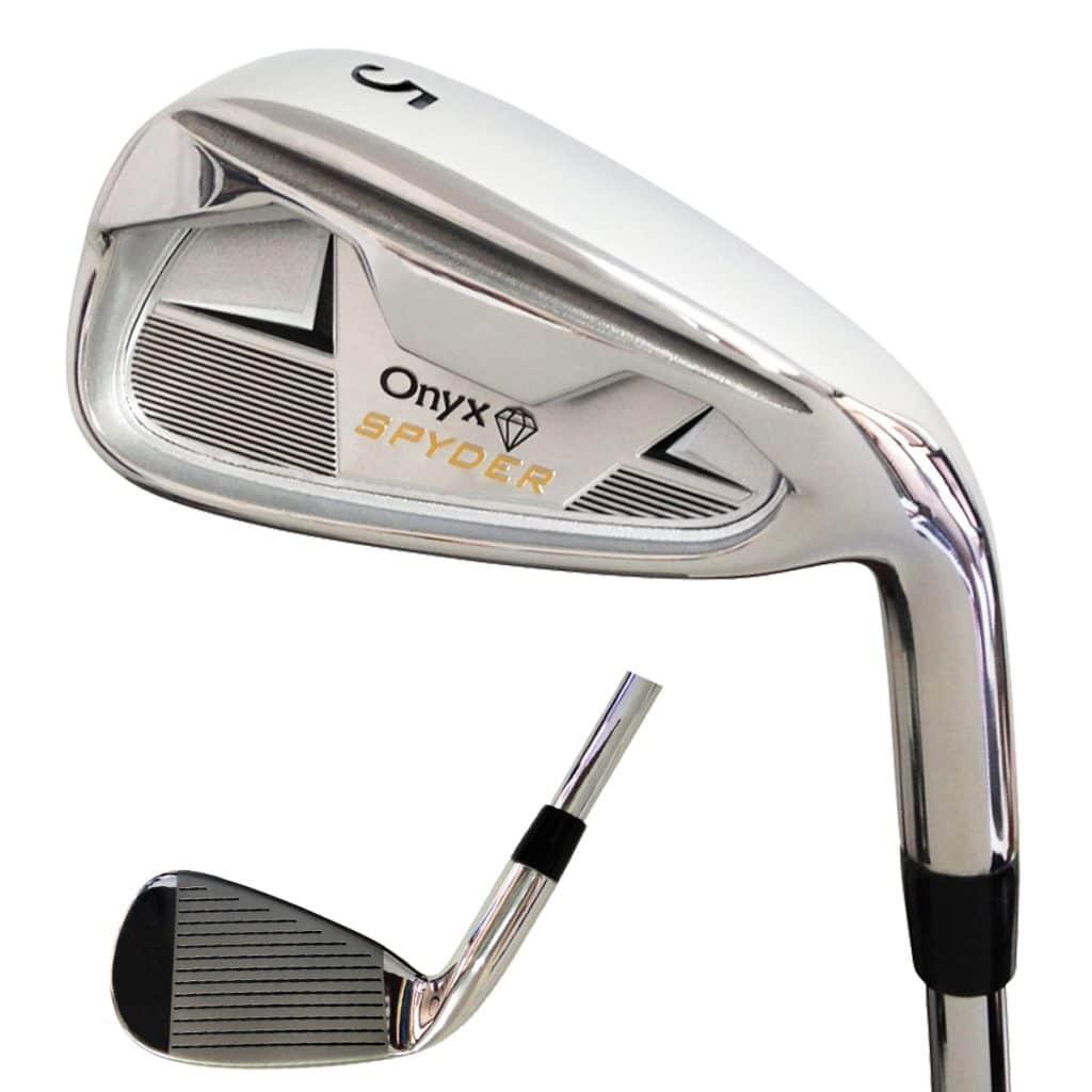 Onyx Spyder Iron Set - Steel Shafts