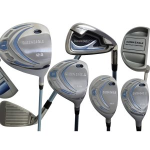 Queen Eagle Ladies Golf Club Set