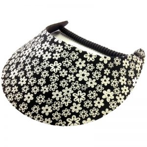Ladies Baby Doll Daisies Golf Visor