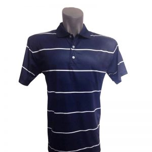 Onyx Mens Golf Shirt – Byron Navy – Large