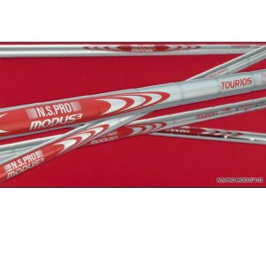 NS Pro Modus Tour 105 Iron Set 4 to SW