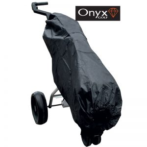 Onyx Nylon Golf Bag Raincover