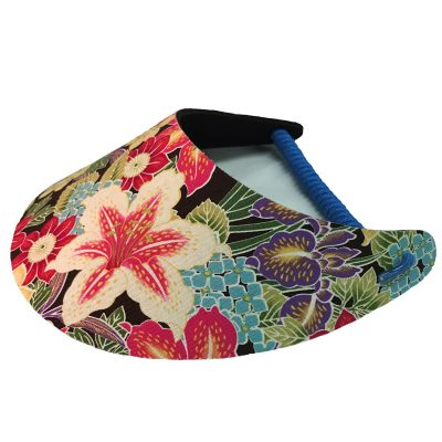 Ladies Summer Blooms Golf Visor