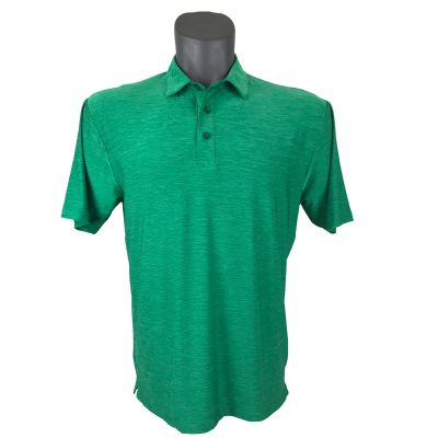 Onyx Sierra Mens Golf Shirt | Golf Polo | Green