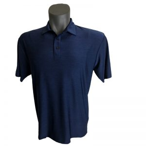 Onyx Sierra Mens Golf Shirt | Golf Polo | Navy