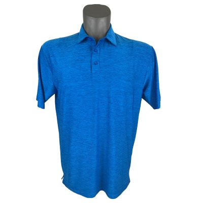 Onyx Sierra Mens Golf Shirt | Golf Polo | Royal