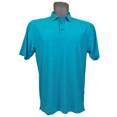 Onyx Sierra Mens Golf Shirt | Golf Polo | Sky