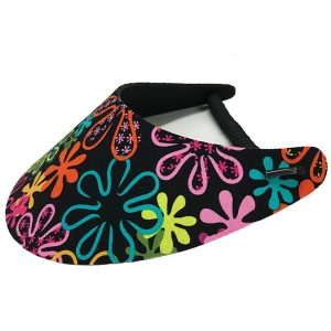 Ladies Golf Visor – Flower Garden