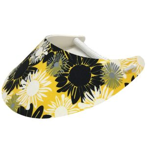 Ladies Golf Visor – Sunshine Daisies