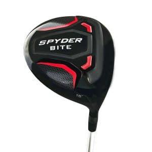 Onyx Spyder Bite Driver 15 Deg